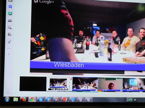 Wiesbaden blickt auf Fabrizios Arm
