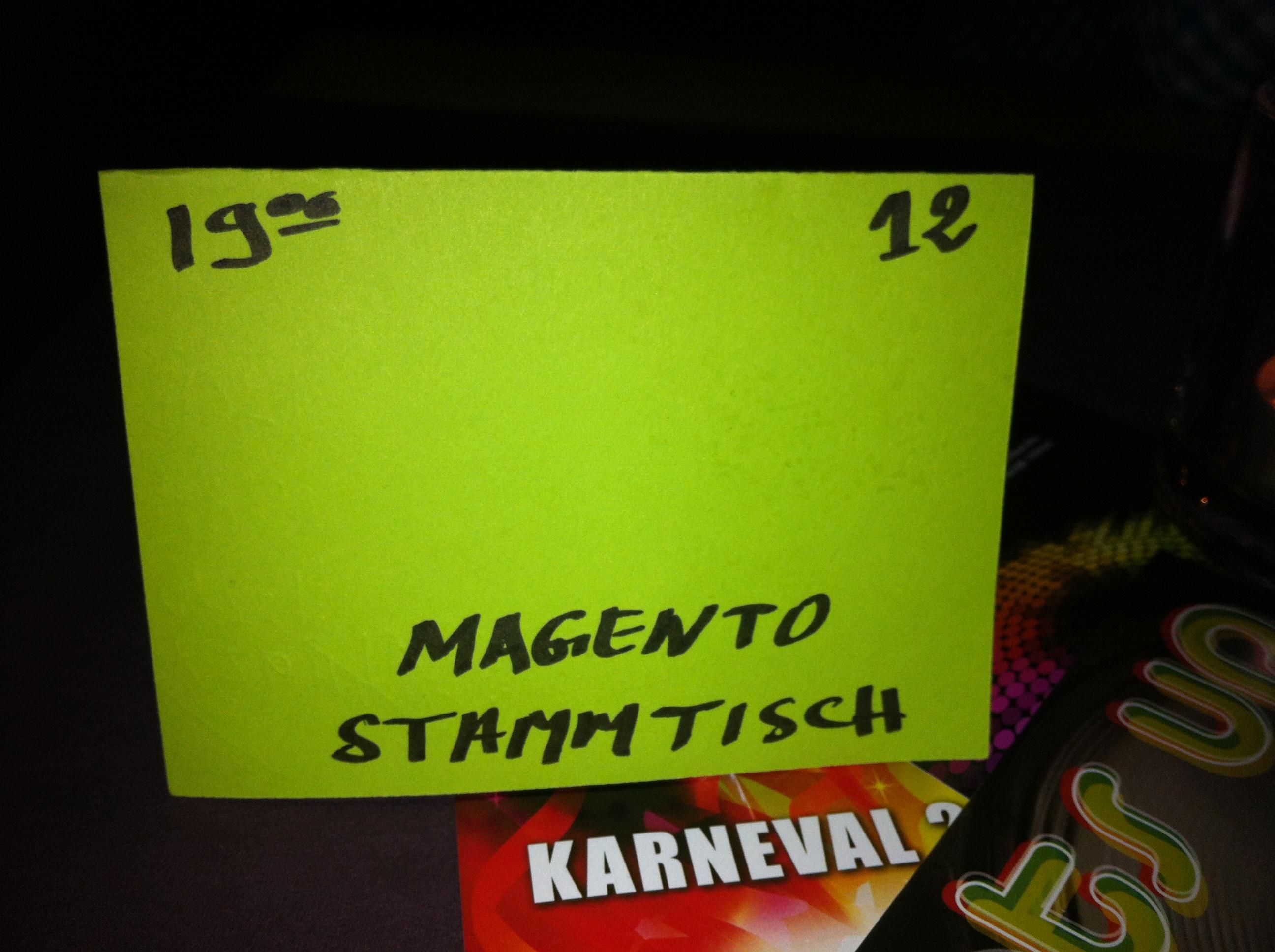 Resumee 9 Magento Stammtisch In Köln Magento Programmierer
