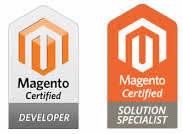 Certifications Magento