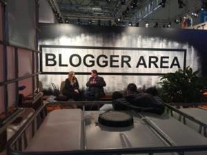 Blogger-Area